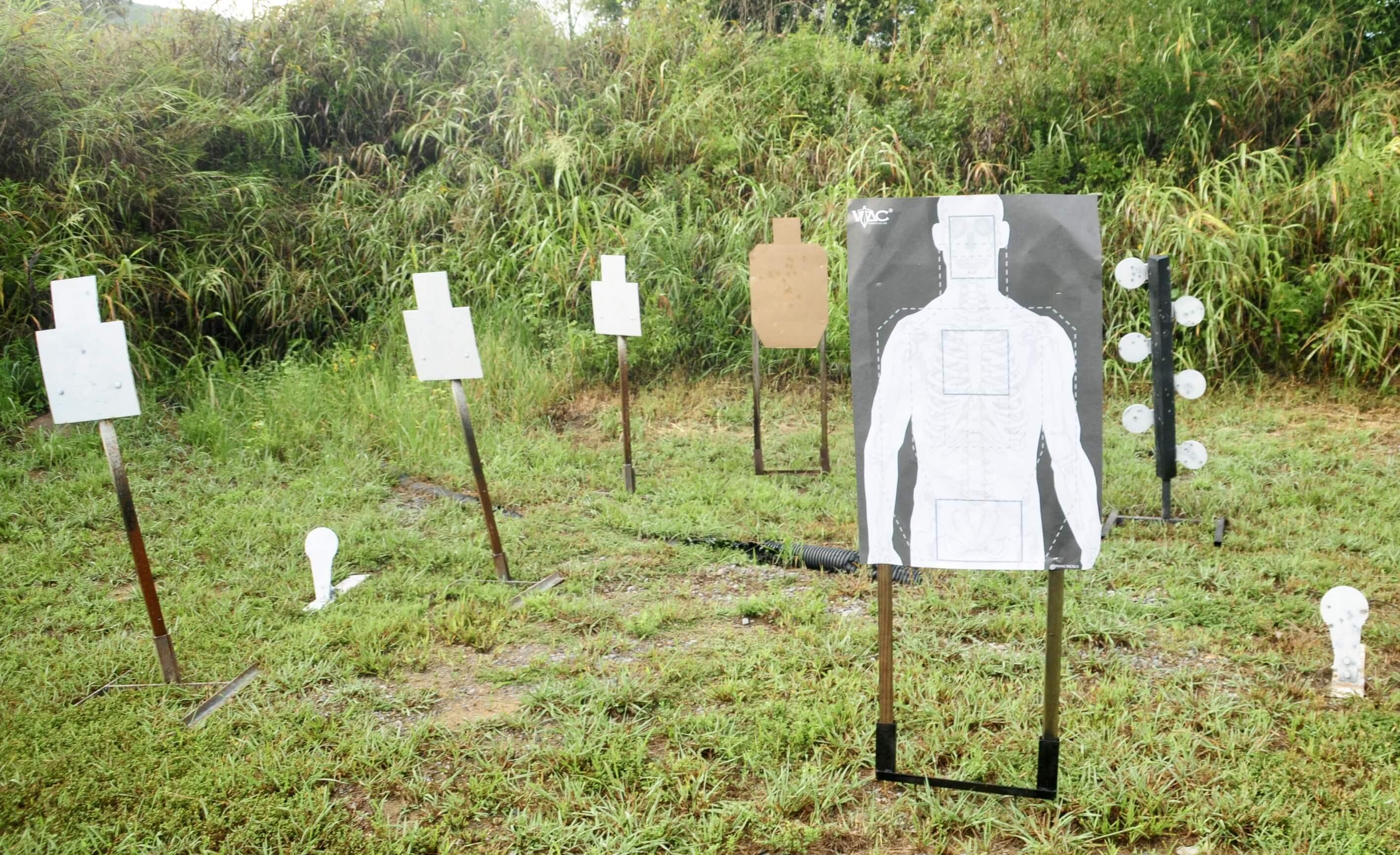 Jeff's Five Favorite Targets