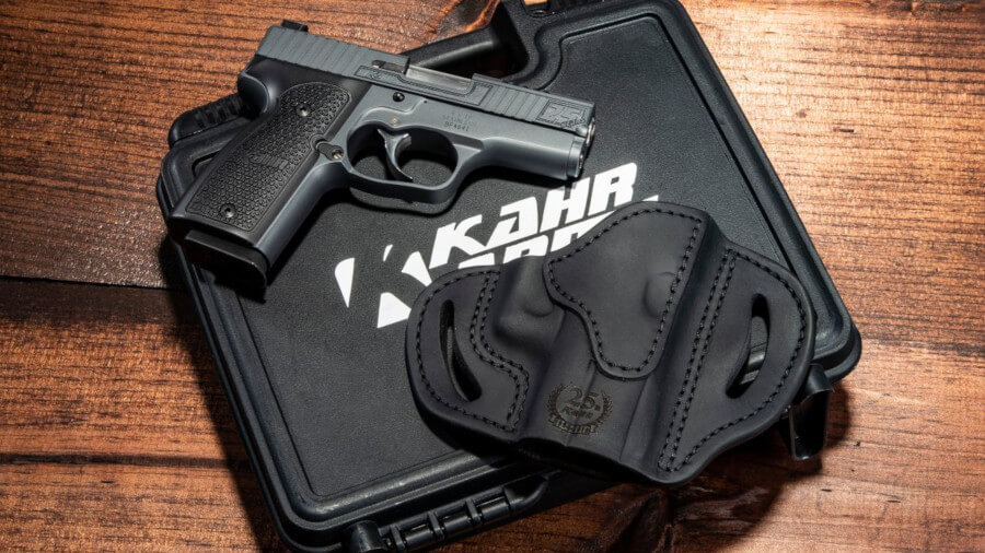 Kahr Celebrating 25 Years of Concealed Carry with Commemorative K9