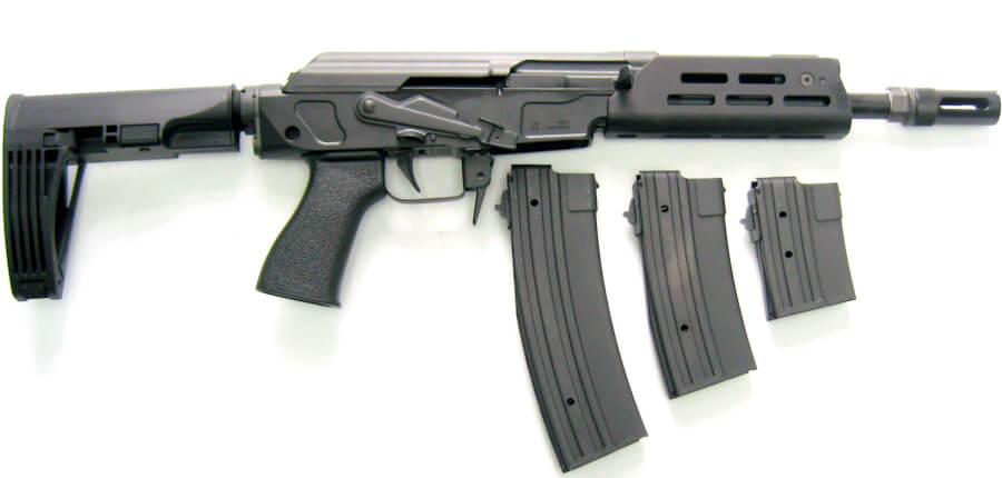 Krebs Custom Announces 9x39mm AK Pistols and Ammo Incoming