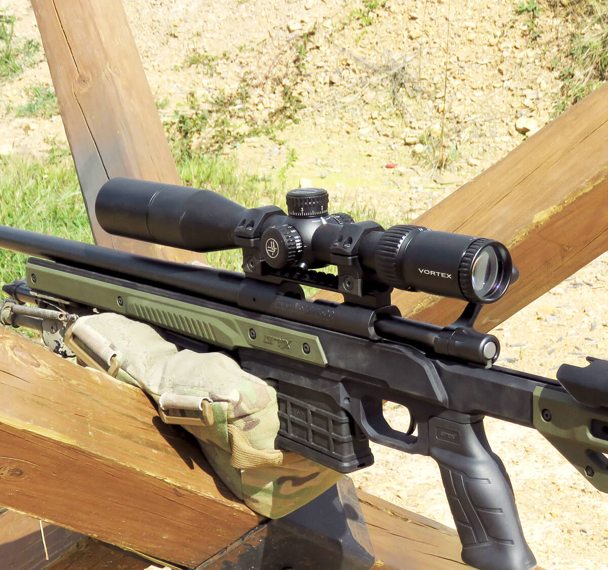UTG PRO Scope Rings: American Made & Budget Friendly