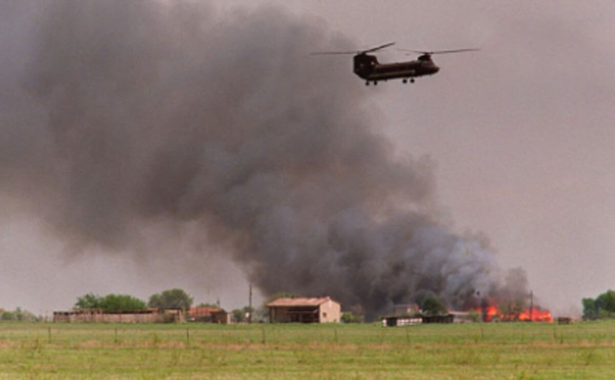 The Guns of the Waco Disaster: A Cautionary Tale