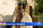 Miami Man on Killing Robber: 'I am not going out like a punk. So I emptied my Glock in his chest'