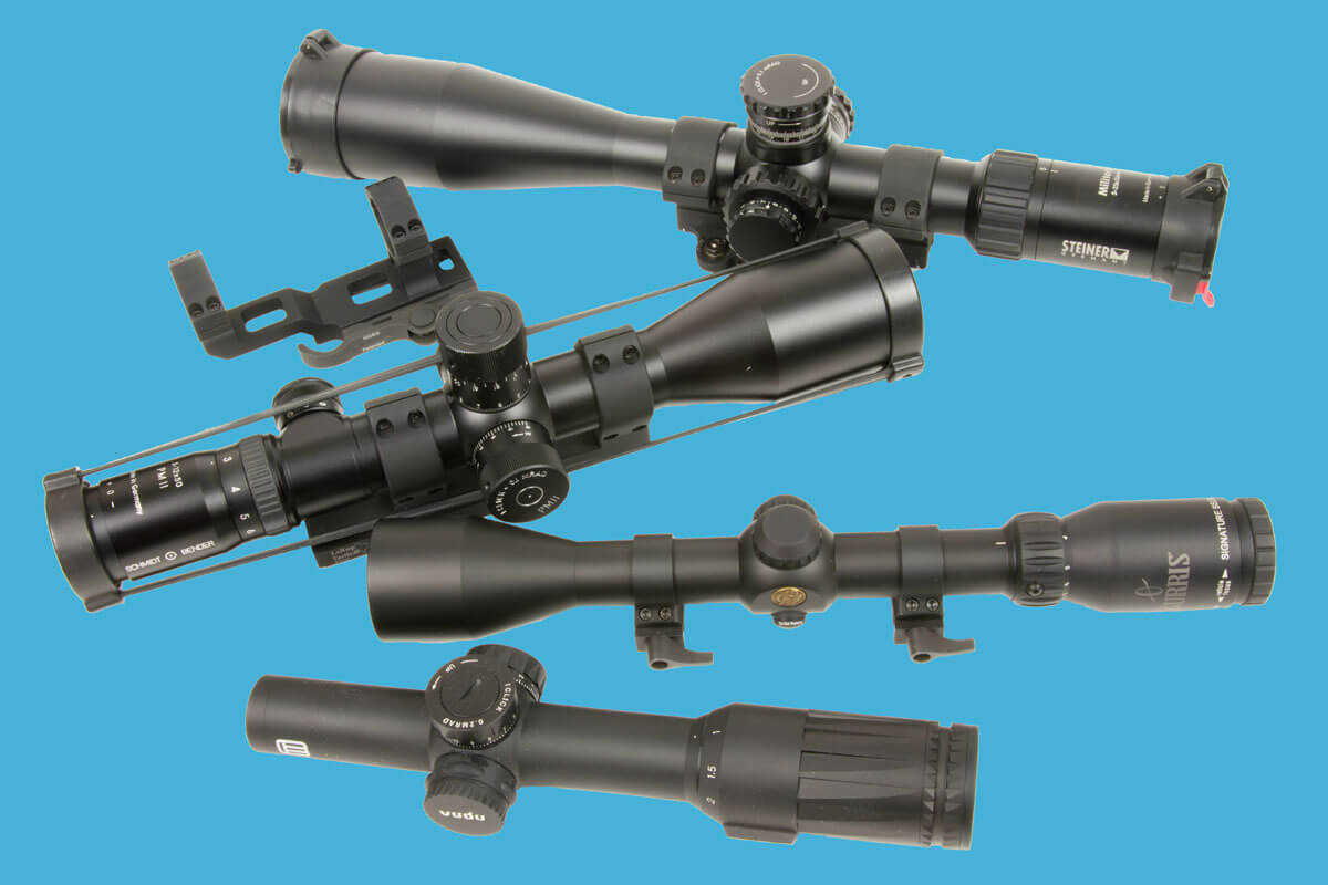 Scoping Things Out: Selecting and Testing A Rifle Scope