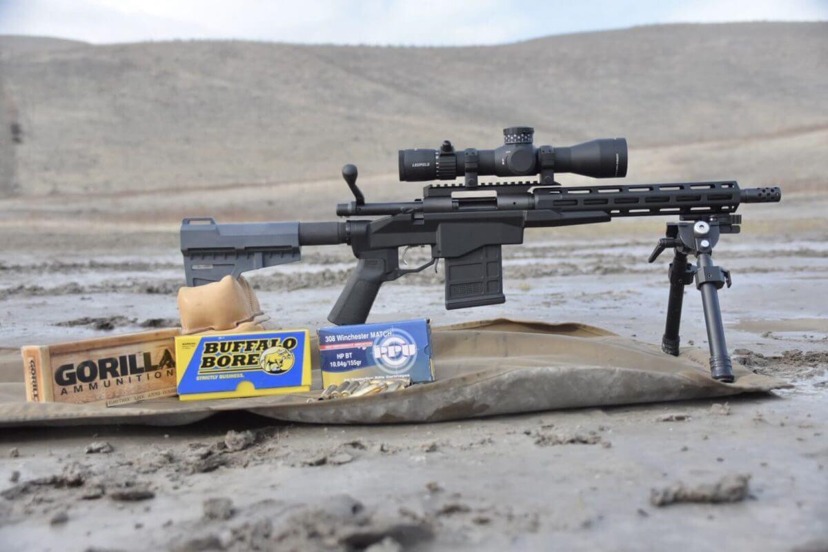 Remington's Unique Pistol: The 700 CP Full Review