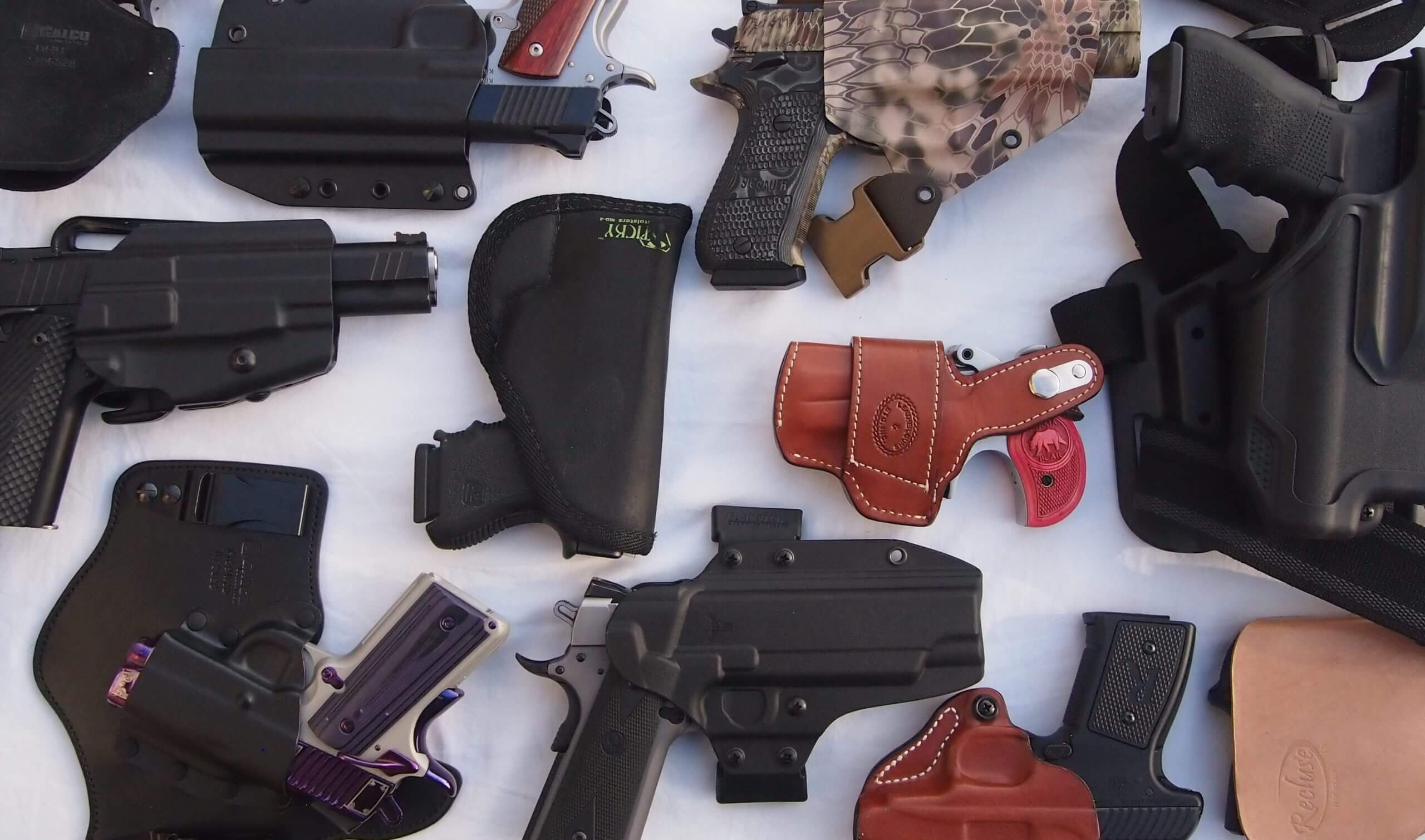 Buyers Guide to Concealed Carry Holsters