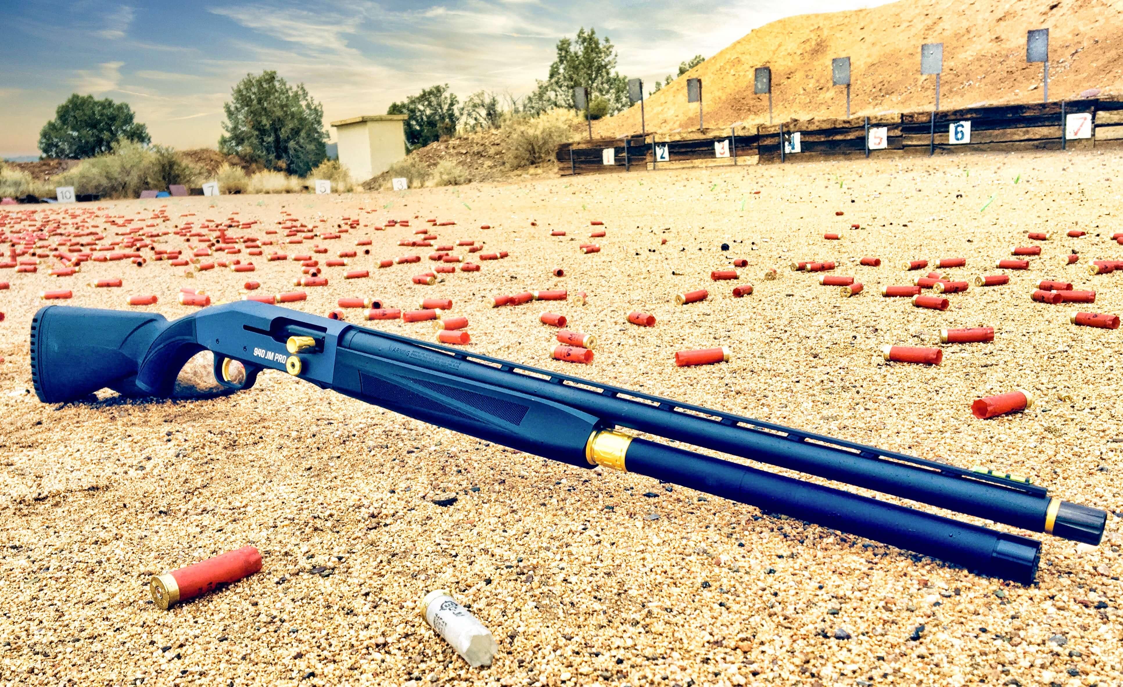 Mossberg 940 JM Pro Wins 2020 Best New Shotgun Award