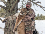 Nebraska Cougar Hunter Is One Happy Cat
