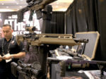 "First Ever ""Bedded Action"" AR-15  Sub-MOA Athena Rifle $1,799 – SHOT Show 2020"