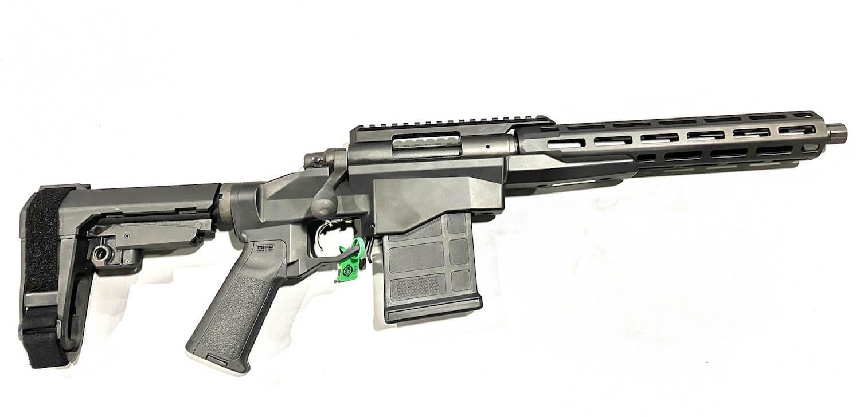 Remington's 700 CP: 2,400 FPS Outta A Chassis Gun w/ a 12.5-Inch Barrel – SHOT Show 2020