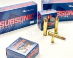 New Subsonic Hunting Ammo and More from Hornady- SHOT Show 2020