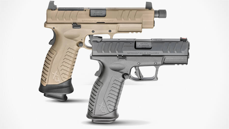 Springfield Launching Improved Elite Series XD-M Pistols
