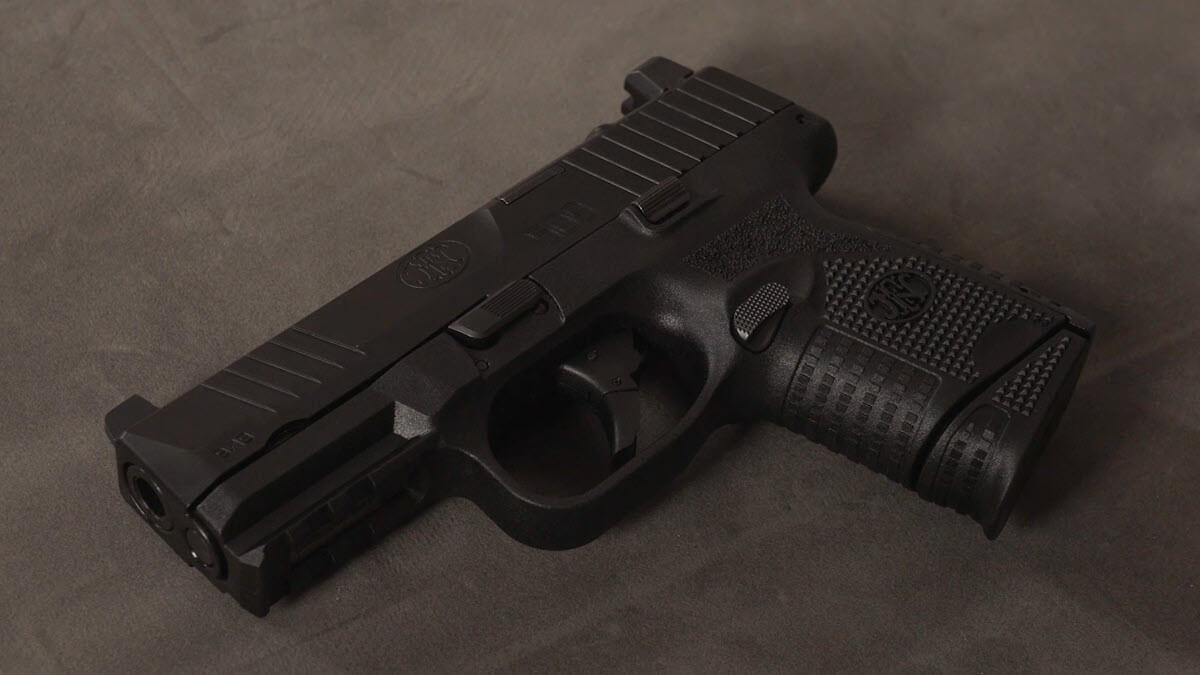 FN 509 Compact MRD Unboxed at the Gun Counter