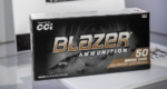 CCI Announces New Blazer Brass 180-Grain 10mm Auto Handgun Ammunition