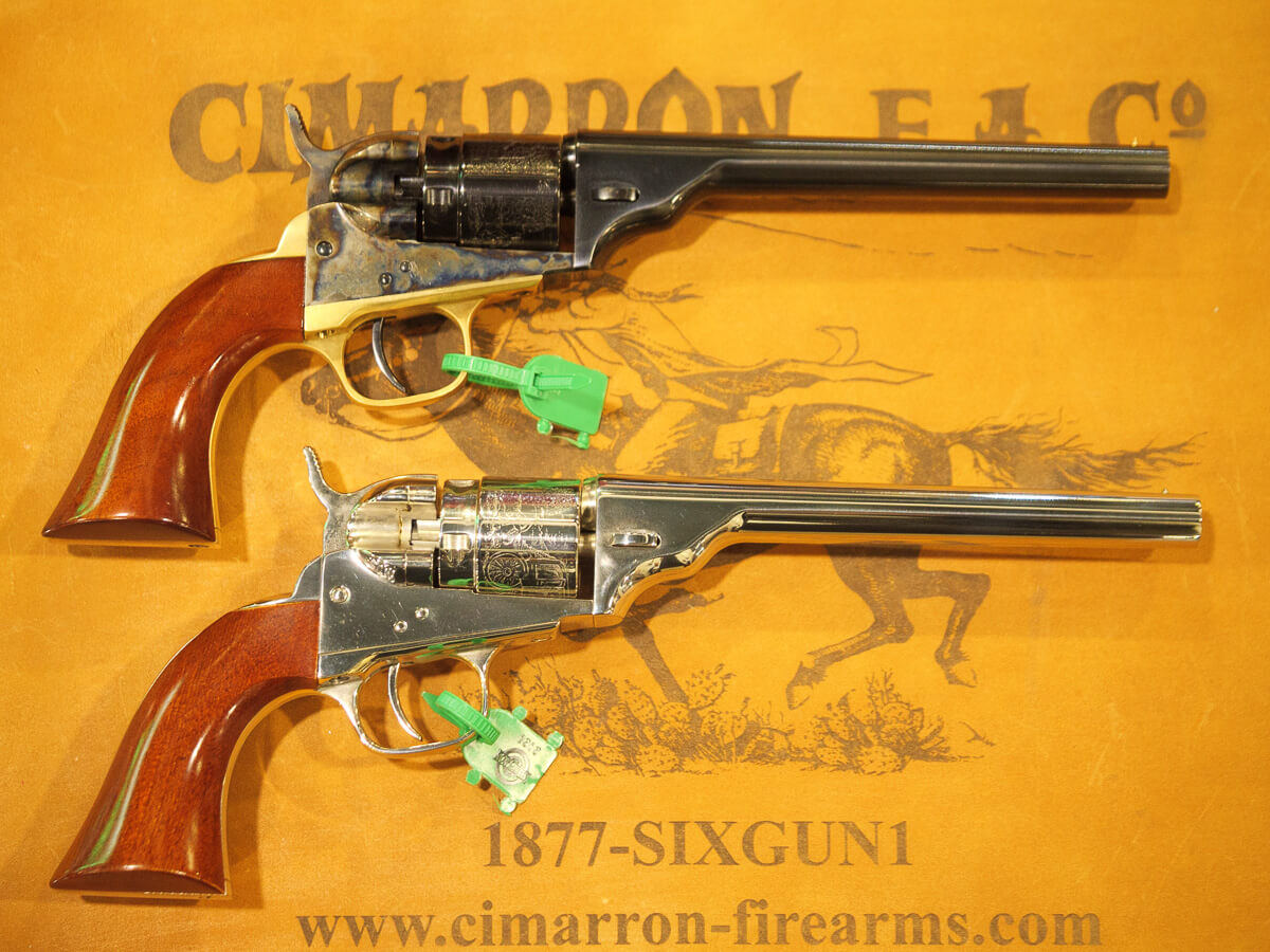 The Wild West In A .380? Cimarron's '62 Pocket Navy Conversion – SHOT Show 2020