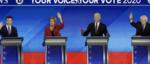 Democratic Debate Groupthink Drinks From Same Frozen Ideas