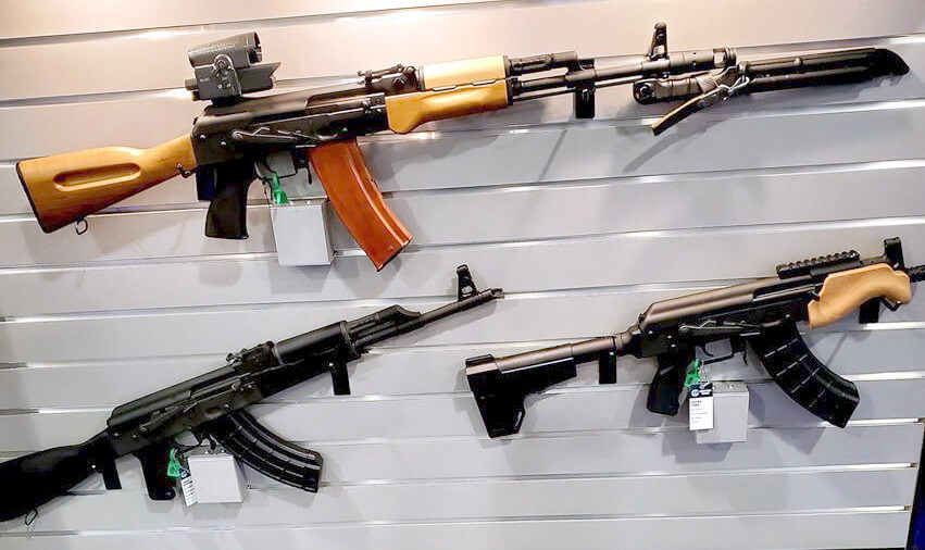 'Project 74' – 100% US-Made AK74 in 5.45mm – Century Arms – SHOT Show 2020