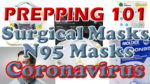 Coronavirus Masks – Surgical – N95 – Explained- Prepping 101
