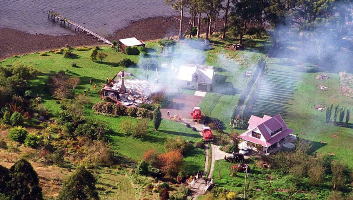 Martin Bryant and the Port Arthur Massacre: The Homicidal Lunatic That Disarmed a Nation