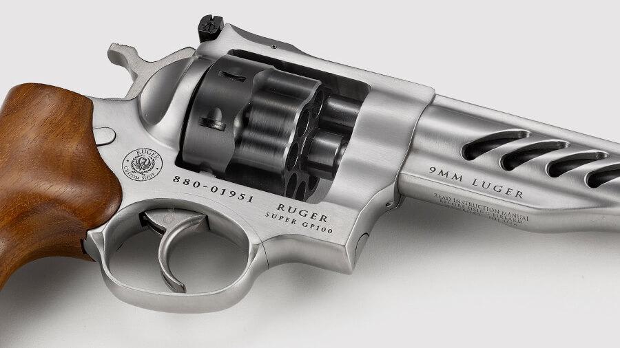 Ruger Custom Shop: Super GP100 in 9mm, Koenig 1911s in .45ACP – SHOT Show 2020