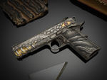 Dragon Fire: Cabot's $129,000 Monster of a 1911