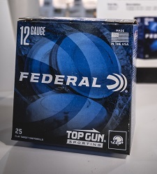 Federal Ammunition Expands Its Top Gun Product Line with Two New Higher Velocity Options
