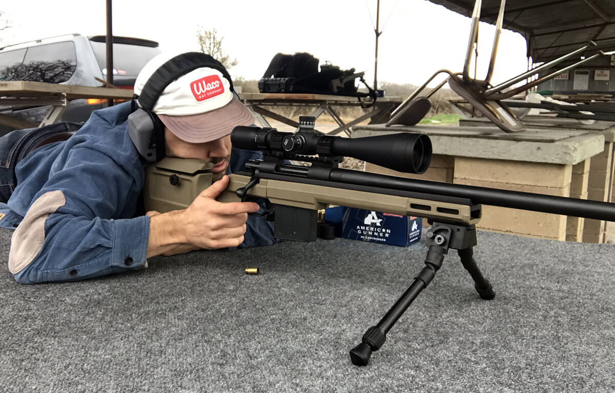 Get Shots on Target Faster with the New Steelbanger from Swagger Bipods (Full Review)
