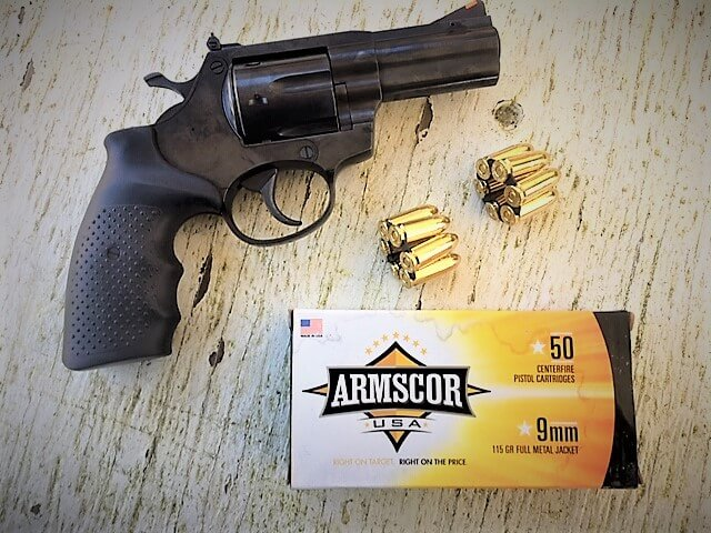 Rock Island Armory's AL9.0 9mm Revolver: An Elegant Weapon From a More Civilized Age