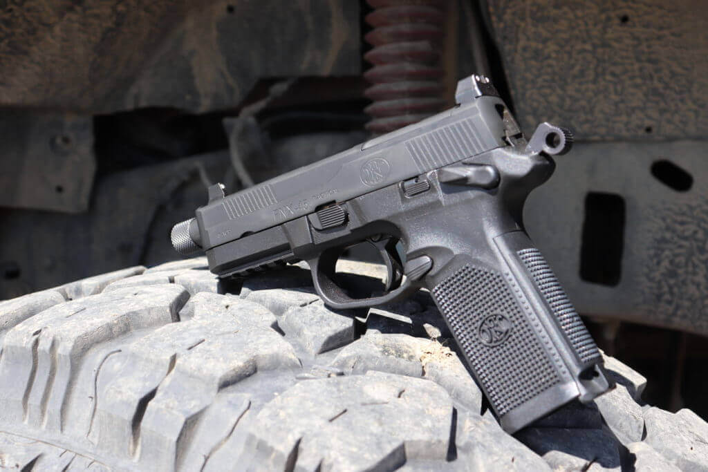 FNX-45 Tactical: A Fighting Pistol Worthy of America's Favorite Caliber
