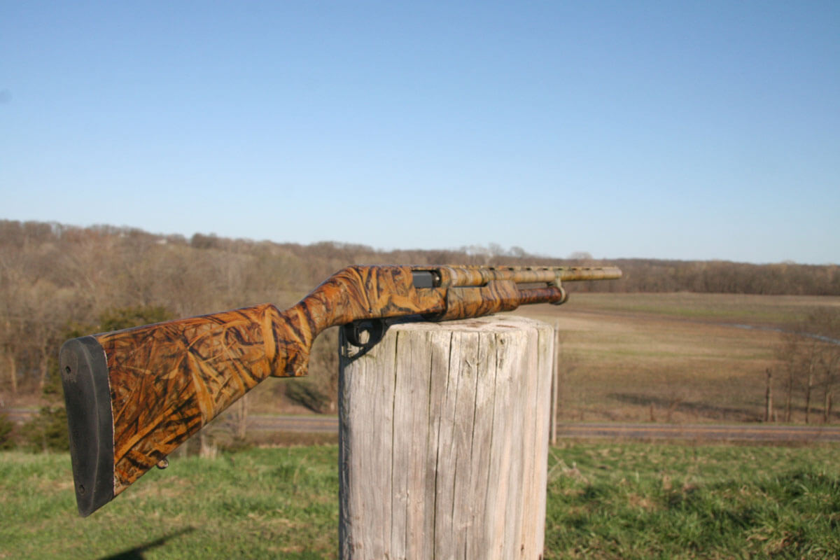 Updating Your Gun with Hydro-dipping: How To