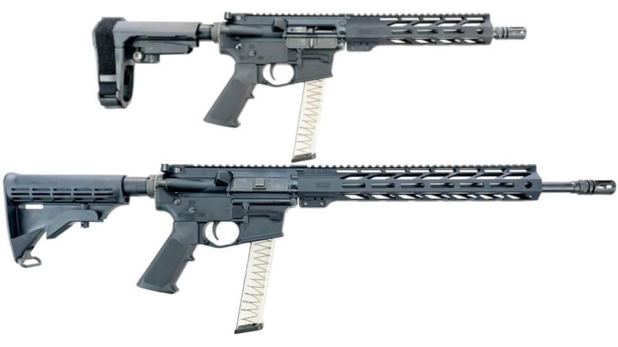 Faxon Releasing Bantam 9mm AR Series, New AR Barrels, Too