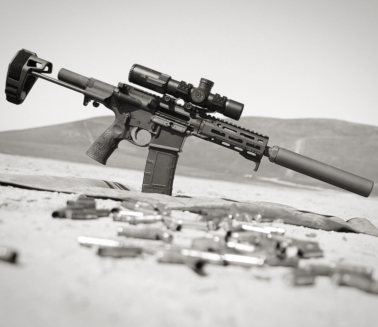 An Ultra-Compact Backpack Gun: Daniel Defense DDM4 PDW in 300 BLK Reviewed