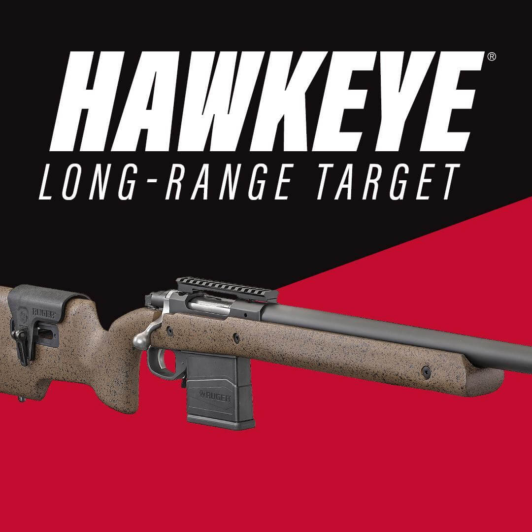 Ruger Adds Three New Models to 10/22, Hawkeye and Scout Series