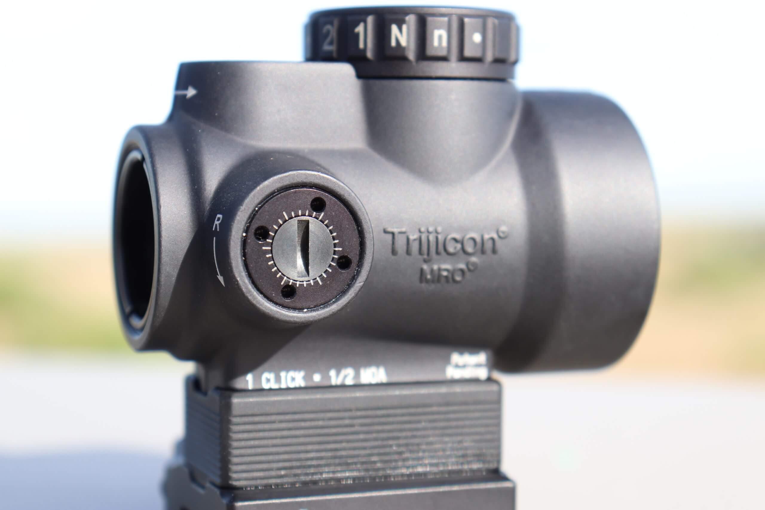Best Deal in Red Dots: Trijicon MRO