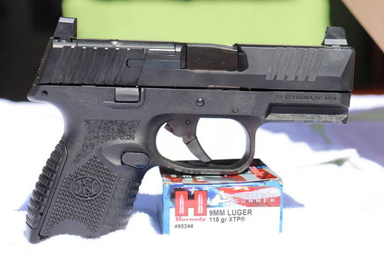 5 Reasons to Carry the FN 509 Compact MRD