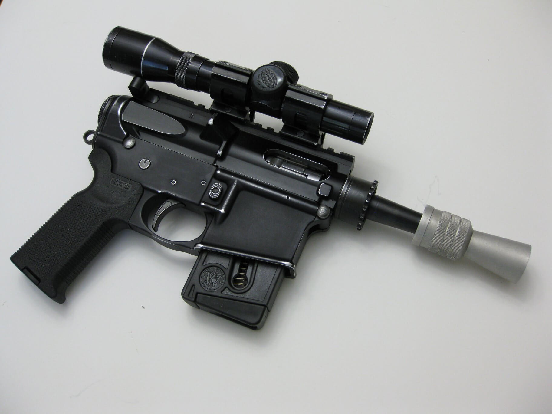 Want a Real Working Han Solo Blaster? Take a Look at This Fun Project
