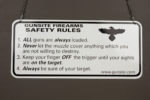 Simple Safety Rules: Rules For Guns Everyone Should Know
