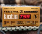 Federal Ammunition Introduces New Black Cloud TSS 20 Gauge