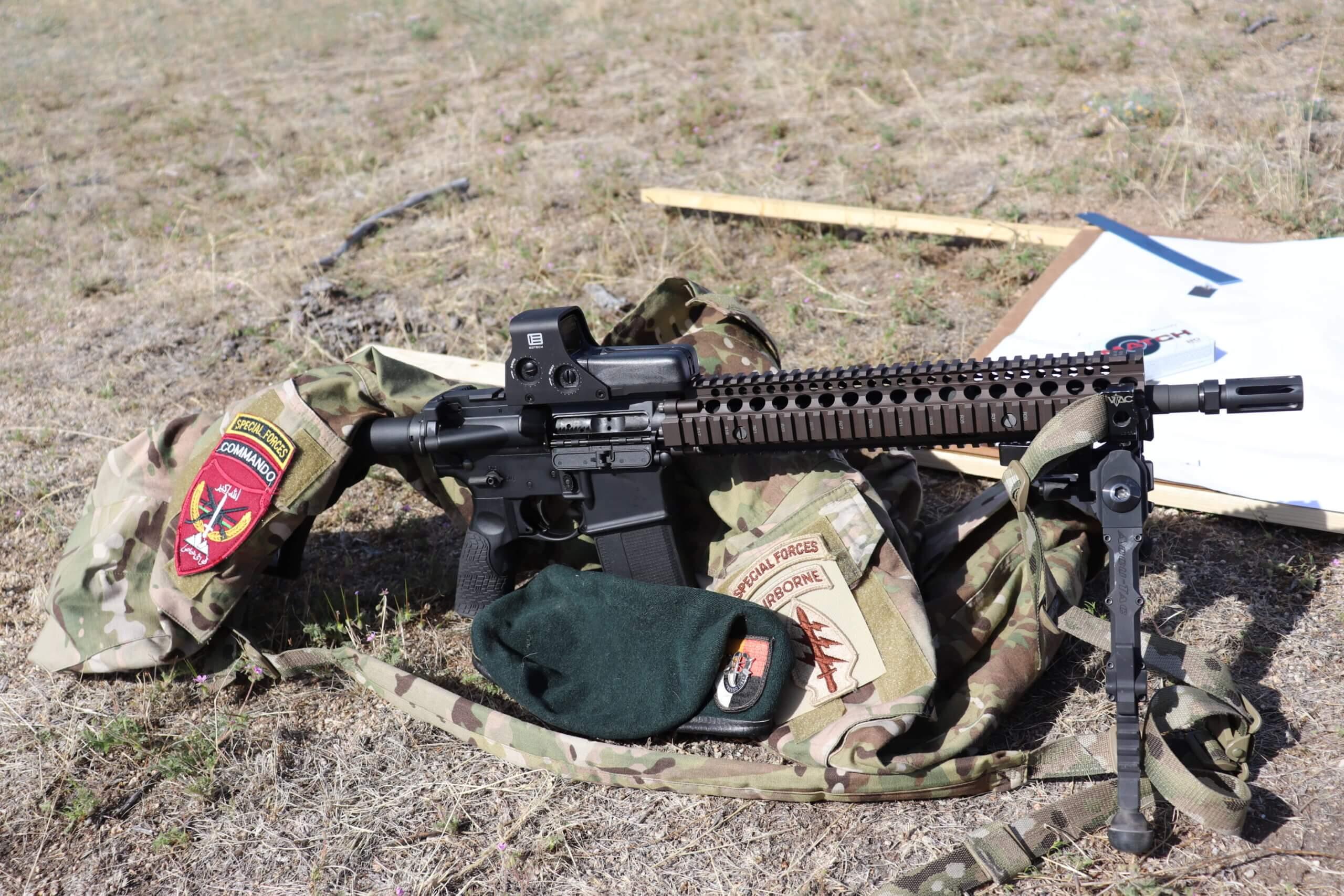 Daniel Defense M4A1 – GWOT War Horse