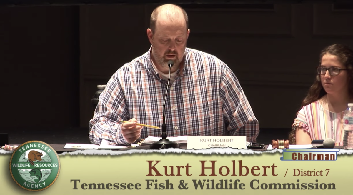 Tennessee Commission Votes 'No' to Hunting Coyotes at Night