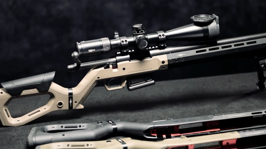 Hera Arms Teasing Futuristic Remington 700 Stock