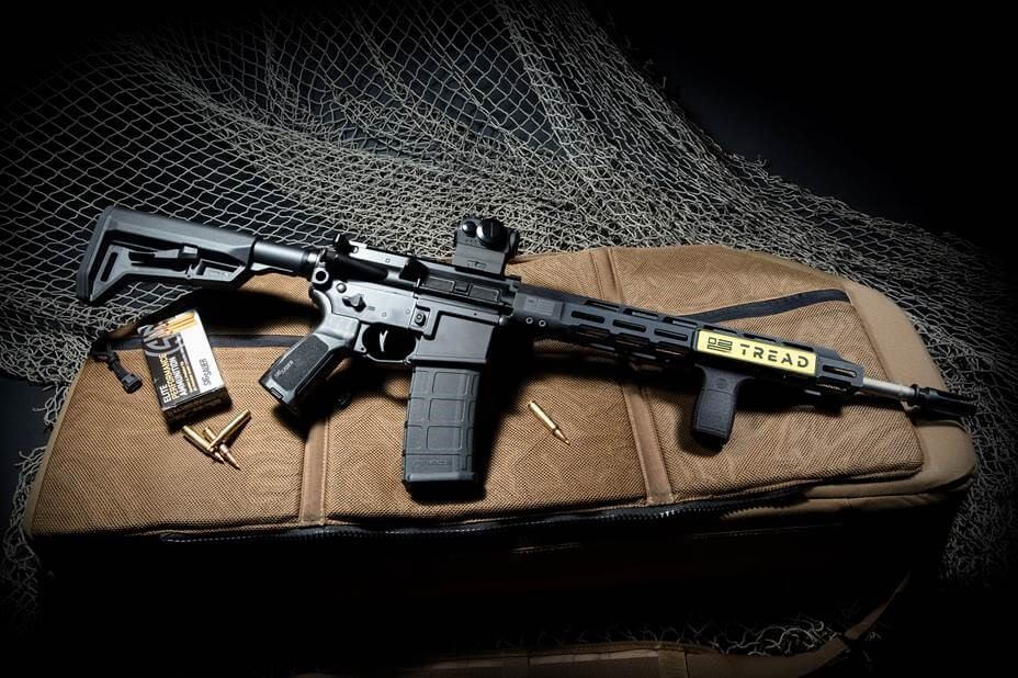 SIG Sauer M400 Tread Coil Now Available Fully Decked Out