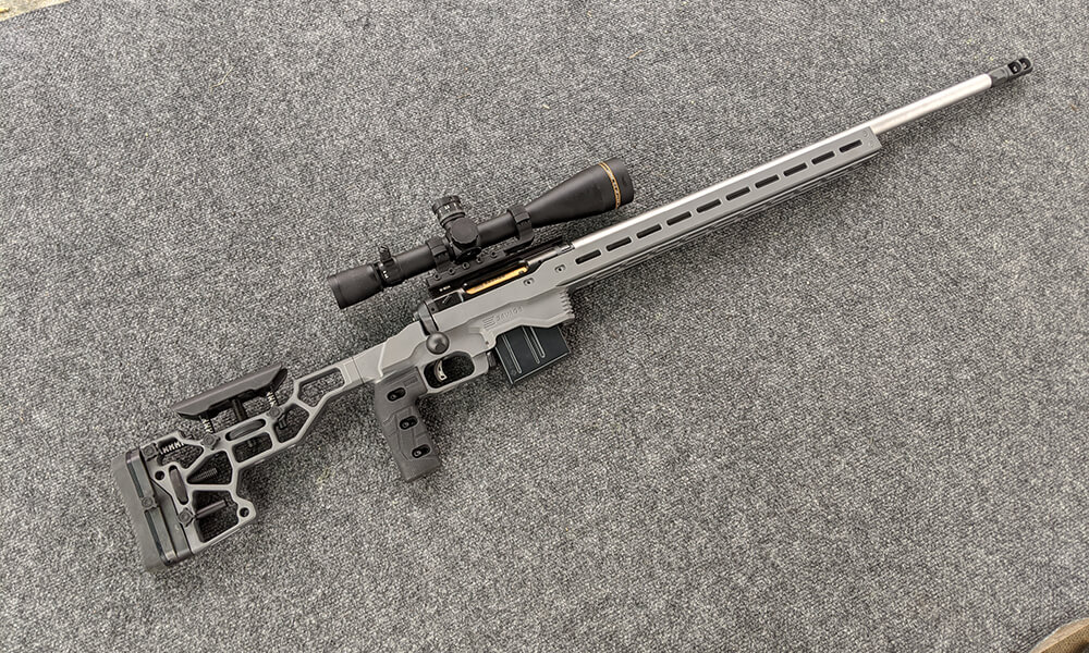 Savage's New 110 Elite Precision Is Competition-Ready Out of the Box