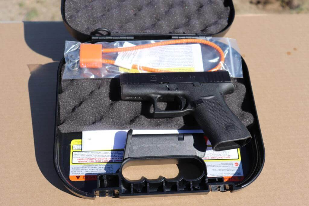 Glock 43X: Now with 15 Round Flush Fit Capacity