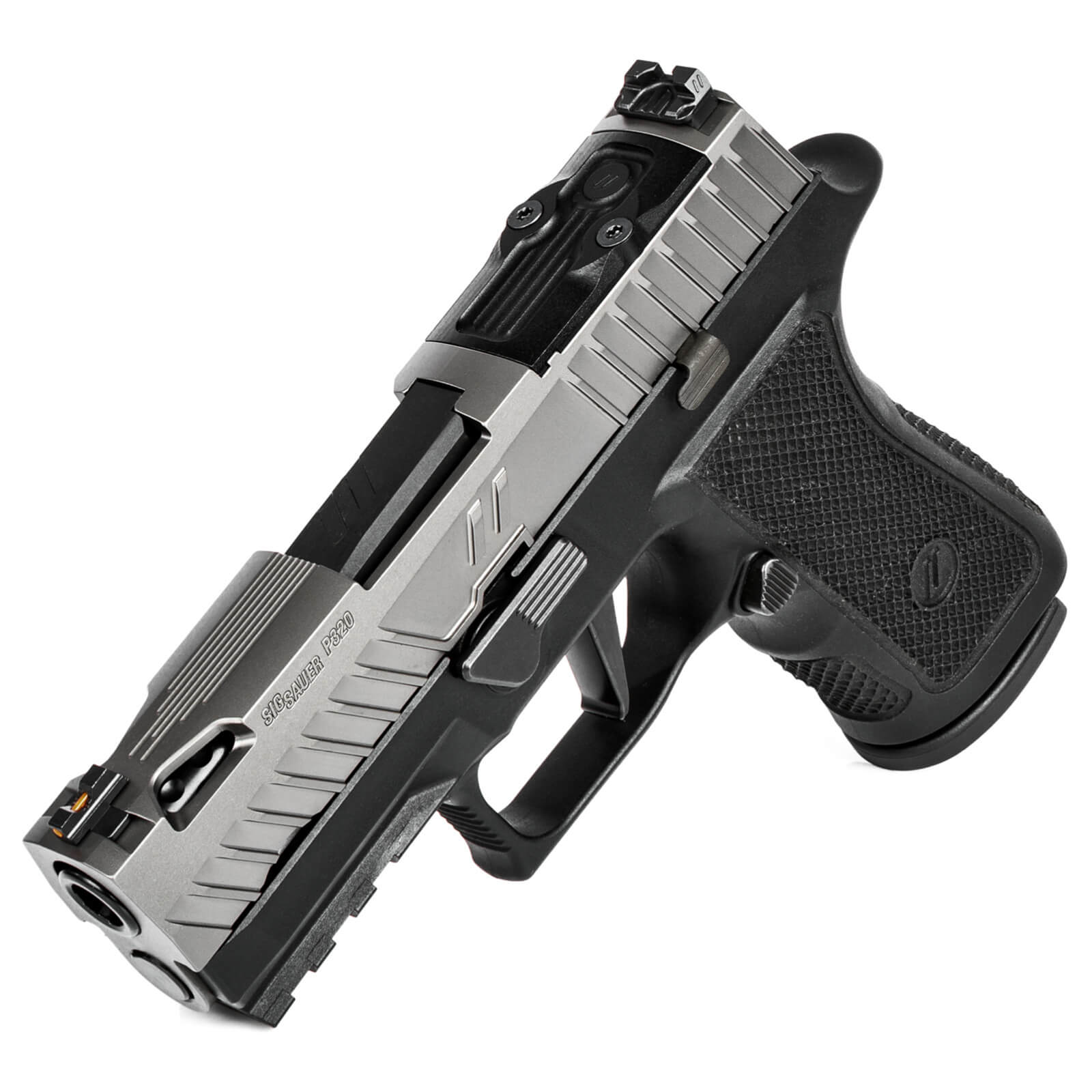 SIG Sauer and Zev Technologies Make it Offical: P320 Collaboration