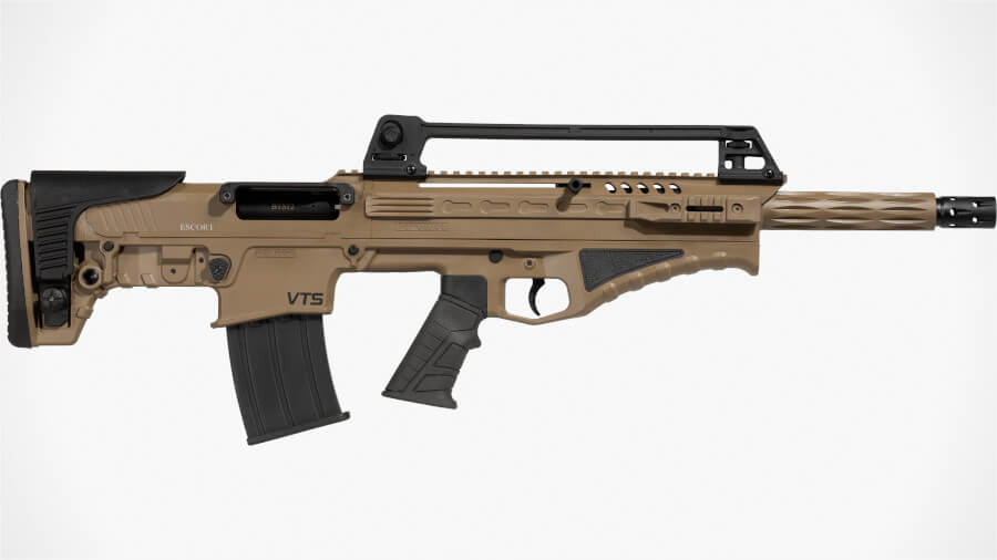 Escort Bullpup Shotguns ($589!) from Hatsan New for 2020