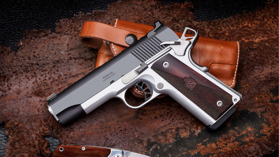 Springfield's Ronin Operator 4.25 is a Lightweight Mid-Size 1911 for Everyday Carry