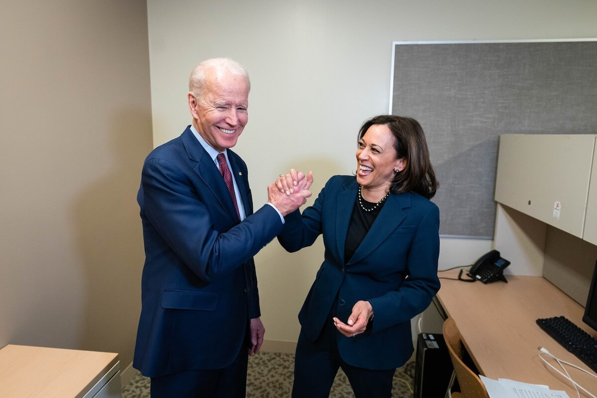 Biden-Harris Plan Would Ban Online Gun Sales, Force Adoption of Smart Guns