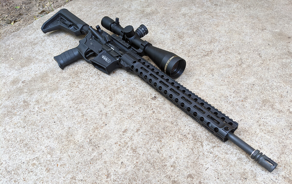 Six Strategies for Accurizing Your AR-15