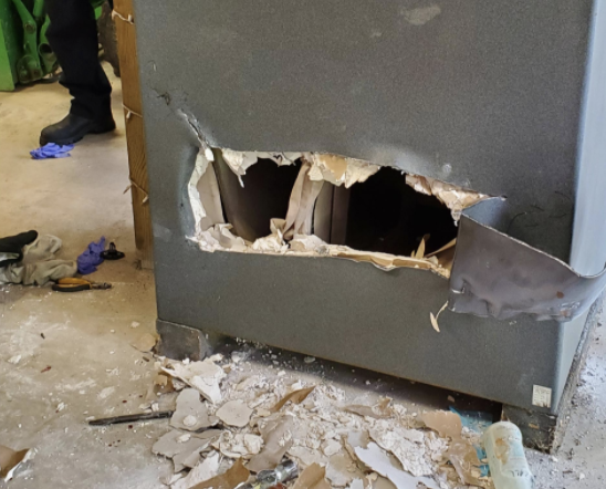 Jaws of Life Used to Rescue 5-Year-Old Locked in Gun Safe