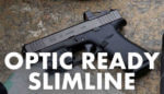 Glock Adds Rail to Slimline Pistols, Now Optics-Ready, Too